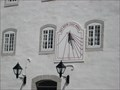 Image for Old Quebec Seminary Sundial, Quebec City, Canada