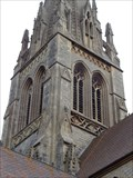 Image for The Holy Innocents Church - Bell Tower - Highnam, Gloucestershire, UK