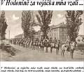 Image for V Hodoníne za vojácka mna vzali  (A Czech Soldier's Song) - Hodonín, Ceska republika