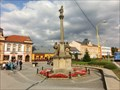 Image for Marian Column - Vizovice, Czech Republic