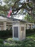 Image for St John's County War Memorial, St Augustine, FL, USA