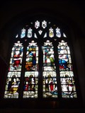 Image for Stained Glass Windows, St Helen's - Ashby-de-la-Zouch, Leicestershire