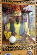 Image for ZOLTAR - Eastbourne Pier - Essex, UK.