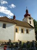 Image for kostel sv. Václava - Chlum, okres Príbram, CZ