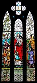 Image for Reverend Elwin Mortimer Malone Window - Charlottetown, PEI