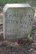 Image for Emma Semour - Pleasant Grove M.B. Church - Somerville, TN