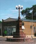 Image for The Ole Harper Fountain - Harper, KS