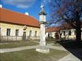 Image for Boží muka / Wayside Shrine pred farou, Havraníky, okres Znojmo,  Czech republic