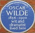 Image for Oscar Wilde - Tite Street, London, UK
