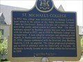 "Image for ""ST.MICHAEL'S COLLEGE"" ~ Toronto"