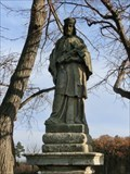 Image for St. John of Nepomuk // sv. Jan Nepomucký - Chedrbí, Czech Republic