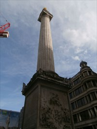 The monument - London