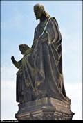 Image for St. Joseph with young Jesus on Charles Bridge / Sv. Josef s Ježíškem na Karlove moste (Prague)