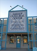 Image for Gallup Amtrak Station - New Mexico, USA.