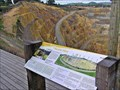 Image for Waihi Goldmine Lookout.  Waihi. North Island, New Zealand.