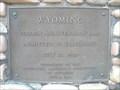 Image for Wyoming - Golden Anniversary 1940 - Wyoming, USA