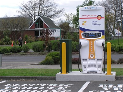 Chargenet Vehicle Charger Turangi Town Centre Central
