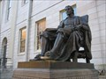 Image for Statue of John Harvard - Cambridge, MA