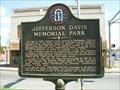 Image for Jefferson Davis Memorial State Park-GHM 009-3-Ben Hill Co