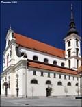Image for Former Augustinians-Eremites Abbey / Bývalé opatství augustiniánu-poustevníku - Moravské námestí (Brno)