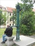 Image for Green Water Pump - Prague, Czech Republic