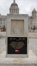 Image for Merchant Navy War Memorial – Liverpool, UK