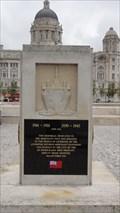 Image for Merchant Navy War Memorial – Liverpool, UK