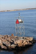 Image for Outer Red Light, Nav. Light - LW3141 - New Shoreham, RI