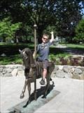 Image for Buckin' Bronco - Wild Carousel Ride - Butchart Gardens - Brentwood Bay, British Columbia