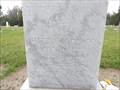 Image for Hattie M. Clapp - Pattison Cemetery, Pattison, TX