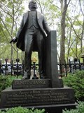 Image for Benito Juarez Statue  -  New York City, NY