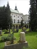 Image for St. Sebastianskirche Churchyard Cemetery - Salzburg, Austria