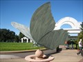 Image for Butterfly Fountain - Cypress Gardens, FL