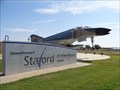 Image for Historic Route 66 - Stafford Air & Space Museum - Weatherford, Oklahoma, USA.
