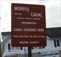 Image for Morris Canal 1824-1924 - Wharton NJ