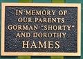 """Image for Gorman """"Shorty"""" and Dorothy Hames ~ Dubuque, Iowa"""