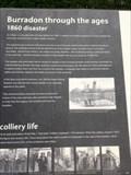 Image for 1860 Burradon Mining Disaster Commemorative Memorial - Burradon, England.