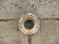 Image for Benchmark eglise Saint Sauveur- Ceaux en Couhe, Nouvelle Aquitaine, France