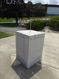 Image for Bruce Lockey '60 Memorial Sundial - Ithaca College - Ithaca, NY