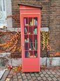 Image for Fureur de lire : La boite à livre - Heusy, Belgique