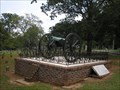 Image for 6 Pounder Bronze Howitzer, Confederate Cemetery GA