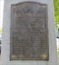 Image for Plaque dédiée à la mémoire des soldats de la guerre 1939-45 par la Cité de Longueuil - Longueuil, Québec
