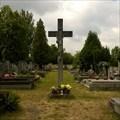 Image for Central Cross On Brandýsek Cemetery, Czechia