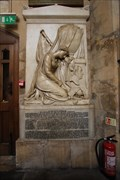 Image for ADM Sir Richard Hussey Bickerton RN --  Bath Abbey, Bath, Somerset, UK