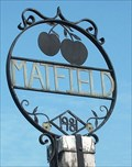 Image for Matfield Village Sign, Matfield, Kent UK