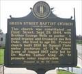 Image for Green Street Baptist Church, Louisville, Kentucky