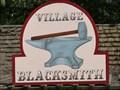 Image for Village Blacksmith - Pioneer Village - Farmington, Utah