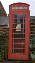 Image for Red Telephone Box - Hothorpe Road - Theddingworth, Leicestershire