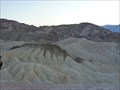 Image for Zabriskie Point - Death Valley Scenic Byway - Furnace Creek, CA