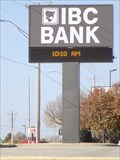 Image for IBC Bank Time/Temp - Moore, OK